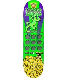 Deathwish Lizard King Scratch To Win 8.12 Deck