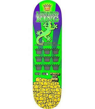 Deathwish Lizard King Scratch To Win 8.12 Deck