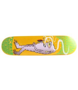 Toy Machine Skateboards Leabres Soggy Sect 8.25 Deck