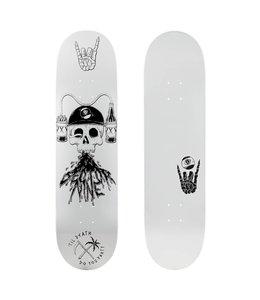 Sector 9 Swill Reaper 8.5 White Deck