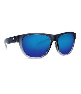 Costa Del Mar Bayside Bahama Blue Fade 580G Blue Mirror Lens Sunglasses