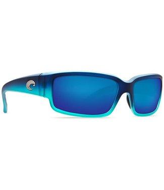 Costa Del Mar Caballito Matte Caribbean Fade 580G Blue Lens