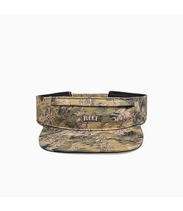 Reef More Aloha Army Visor