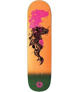 WELCOME Koi Boi on Big Bunyip Neon Orange Deck 8.5