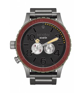 Nixon 51-30 SW Boba Fett Red/Gray Watch