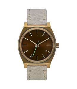 Nixon Time Teller SW Yoda Brass Watch