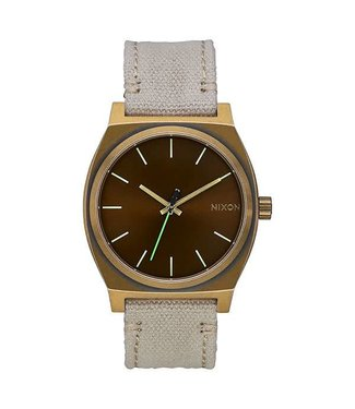 Nixon Time Teller SW Yoda Brass Watch
