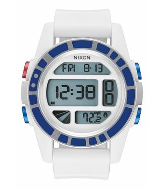 Nixon Unit SW R2D2 White Watch