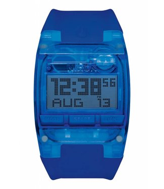 Nixon Comp Colbalt Blue 38mm Watch