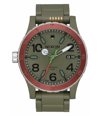 Nixon Diplomatic Star Wars Boba Fett Green Watch