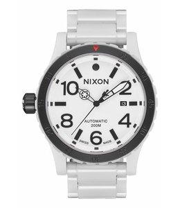 Nixon Diplomatic Star Wars Stormtrooper White Watch