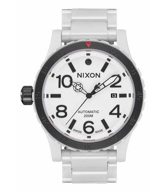 Nixon Diplomatic Star Wars Stormtrooper White Watch