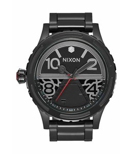Nixon 51-30 Automatic LTD SW Kylo Black Watch