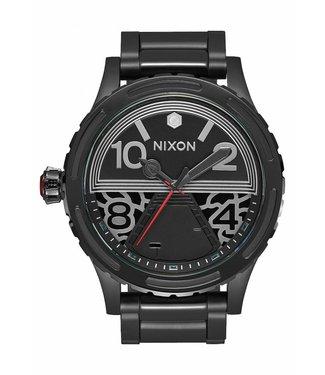 Nixon 51-30 Automatic LTD Star Wars Kylo Black Watch