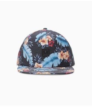 Roark Revival Bush Doctor Black Strapback Hat
