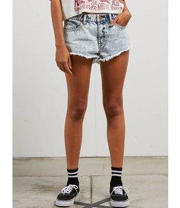 Volcom Stoney Micro Cloud Blue Shorts