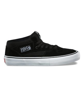 Vans Half Cab Pro Black Skate Shoes