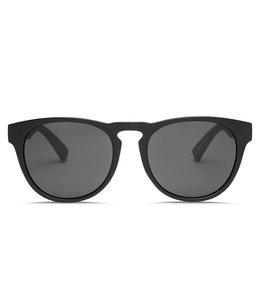 Electric Nashville XL Matte Black Polar Grey Sunglasses