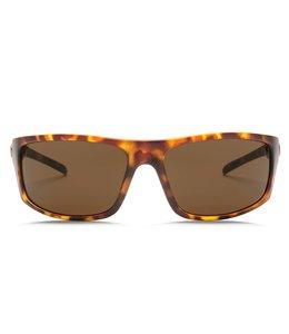 Electric Tech One XL-S Matte Tort Polar Bronze Sunglasses