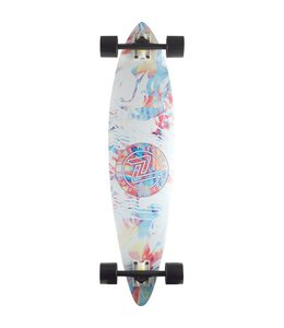 Z-Flex Acid Swirl Pintail 9 x 38 Complete