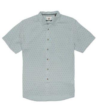 VISSLA Suns Up Agave Woven Shirt