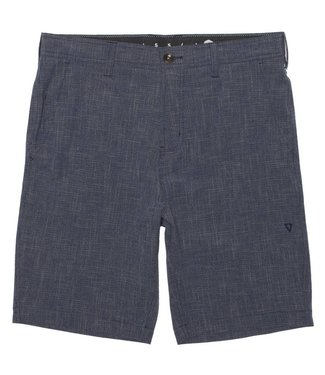 VISSLA Fin Rope Hybrid Dark Navy Shorts