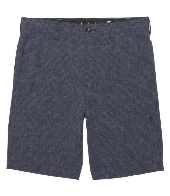 VISSLA Fin Rope Hybrid Dark Navy Shorts