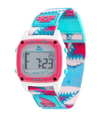 FREESTYLE Shark Classic Clip Shark Week Pink Teeth Watch