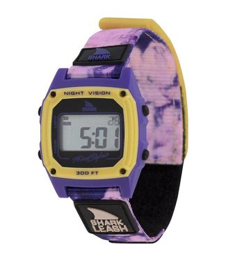 FREESTYLE Shark Classic Leash Tie-Dye Purple Haze Watch