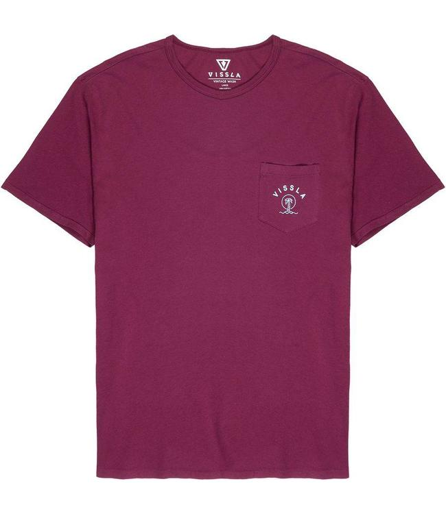 VISSLA Lone Palm Port Tee