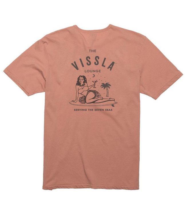 VISSLA Seas Lounge Pog Tee