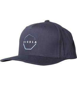 VISSLA Pin Tail Midnight Hat