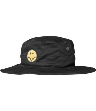 VISSLA Boonie Black Hat
