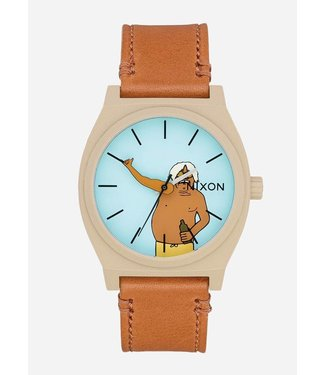 Nixon Time Teller Andy Davis Shaka Watch