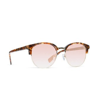Vonzipper Citadel Golden Tort with Gold Chrome Gradient Lens Sunglasses