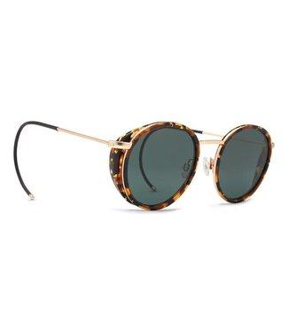 Vonzipper Empire Tort with Vintage Grey Lens Sunglasses