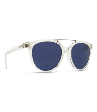 Vonzipper Hitsville Crystal with Navy Lens Sunglasses