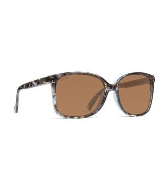 Vonzipper Castaway Navy Tort with Wild Slate Polar Lens Sunglasses