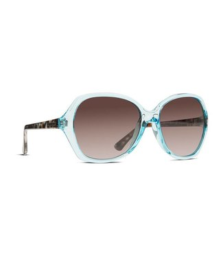 Vonzipper Bloom Tort and Powder Quartz with Brown Gradient Lens Sunglasses