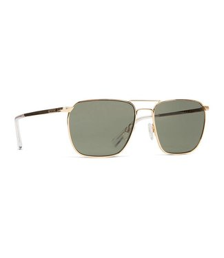Vonzipper League Gold with Vintage Grey Lens Sunglasses