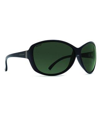 Vonzipper Vacay Black Gloss Polar Lens Sunglasses