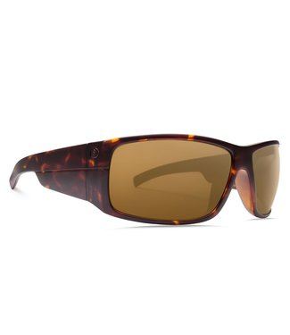 Electric Mudslinger Matte Tort OHM Bronze Sunglasses