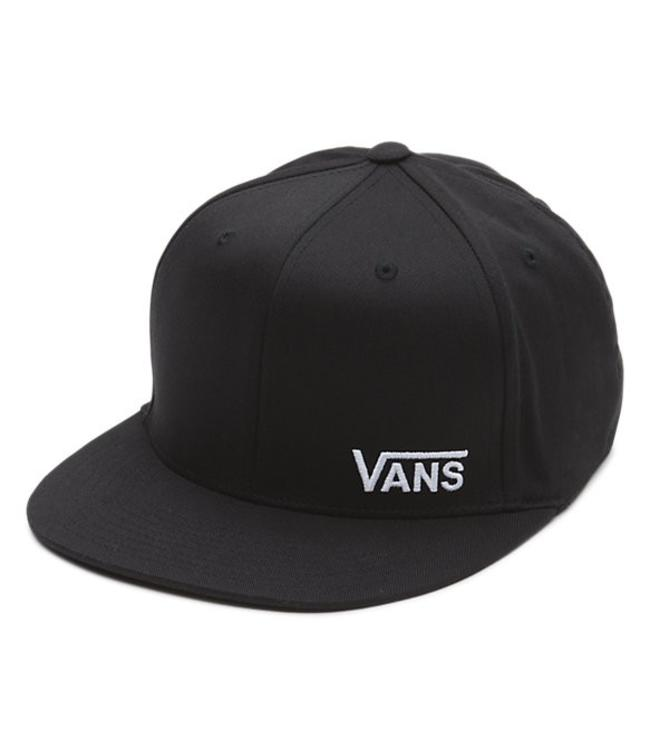 Vans Splitz Flex Fit Black Hat