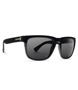 Electric Knoxville Gloss Black OHM Polar Grey Sunglasses