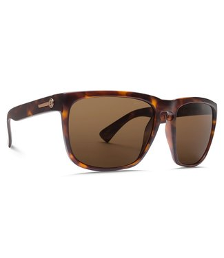 Electric Knoxville XL Matte Tort OHM Polar Bronze Sunglasses