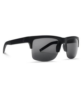 Electric Knoxville Pro Matte Black OHM Polar Grey Sunglasses
