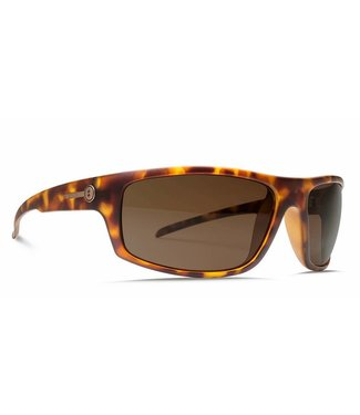 Electric Tech One XLS Matte Tort OHM Polar Bronze Sunglasses