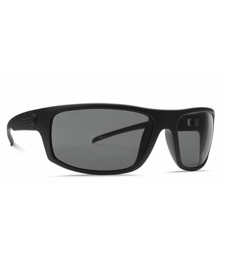 Electric Tech One XLS Matte Black OHM Grey Sunglasses