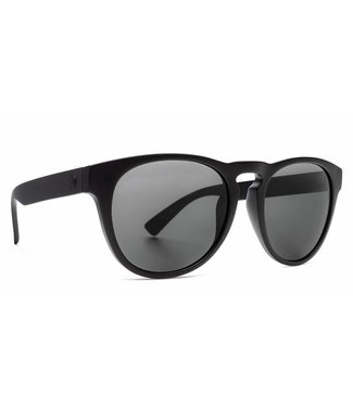 Electric Nashville XL Matte Black Polar Grey Sunglasses