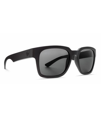 Electric Zombie Matte Black OHM Polar Grey Sunglasses